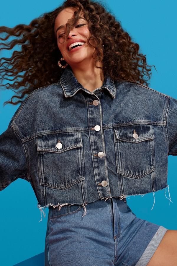 Coleção-cápsula Jeans Menos Água, da C&A (Foto: Divulgação)