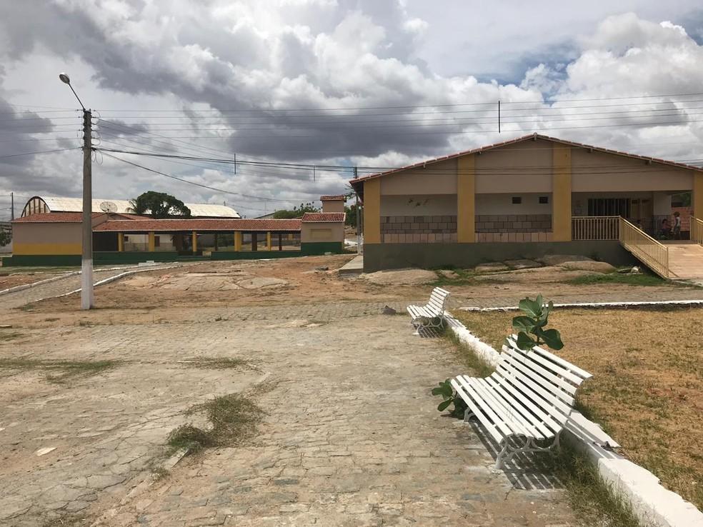 Grupo de venezuelanos foi acolhido no RN no abrigo das Aldeias Infantis SOS — Foto: Leianne Régia