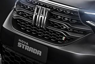 Detail New Fiat Strada Grade (Photo: Disclosure)