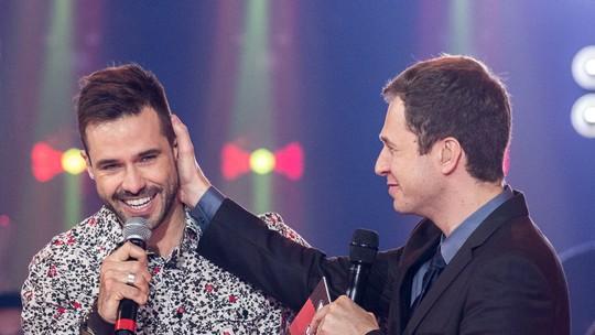 Elogios a Sérgio Dalcin na web marcam a última noite de 'Tira-Teima' no 'The Voice'