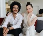 Sérgio Malheiros e Sophia Abrahão | Reprodução