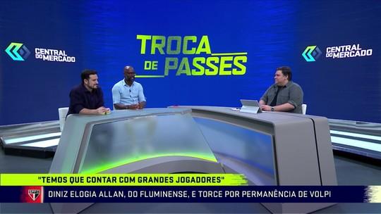"""Troca de Passes debate o São Paulo, e comentarista critica calendário: """"Falta de respeito"""""""