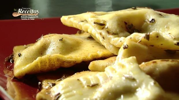 Aprenda a preparar tortelone de salame, queijo caipira e figo - Notícias - Plantão Diário