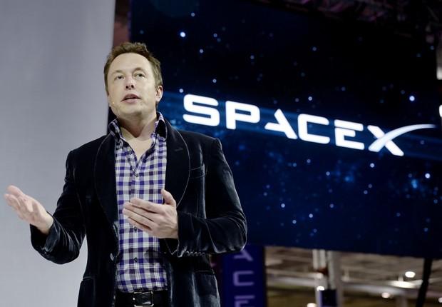 Elon Musk (Foto: Kevork Djansezian/Getty Images)