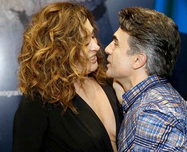 Claudia Raia e Jarbas Homem de Mello (Foto: Manuela Scarpa/Brazil News)