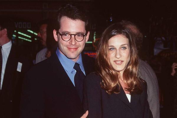 Sarah Jessica Parker e Matthew Broderick, casados desde maio de 1997. (Foto: Getty Images)
