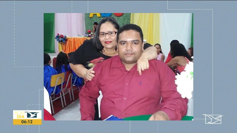 Antônio Cesarino e Ana Lídia foram condenados a seis anos e 11 meses — Foto: Reprodução/TV Mirante