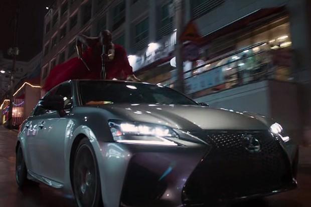 Lexus GS F 2018 (Foto: Reprodução/internet)