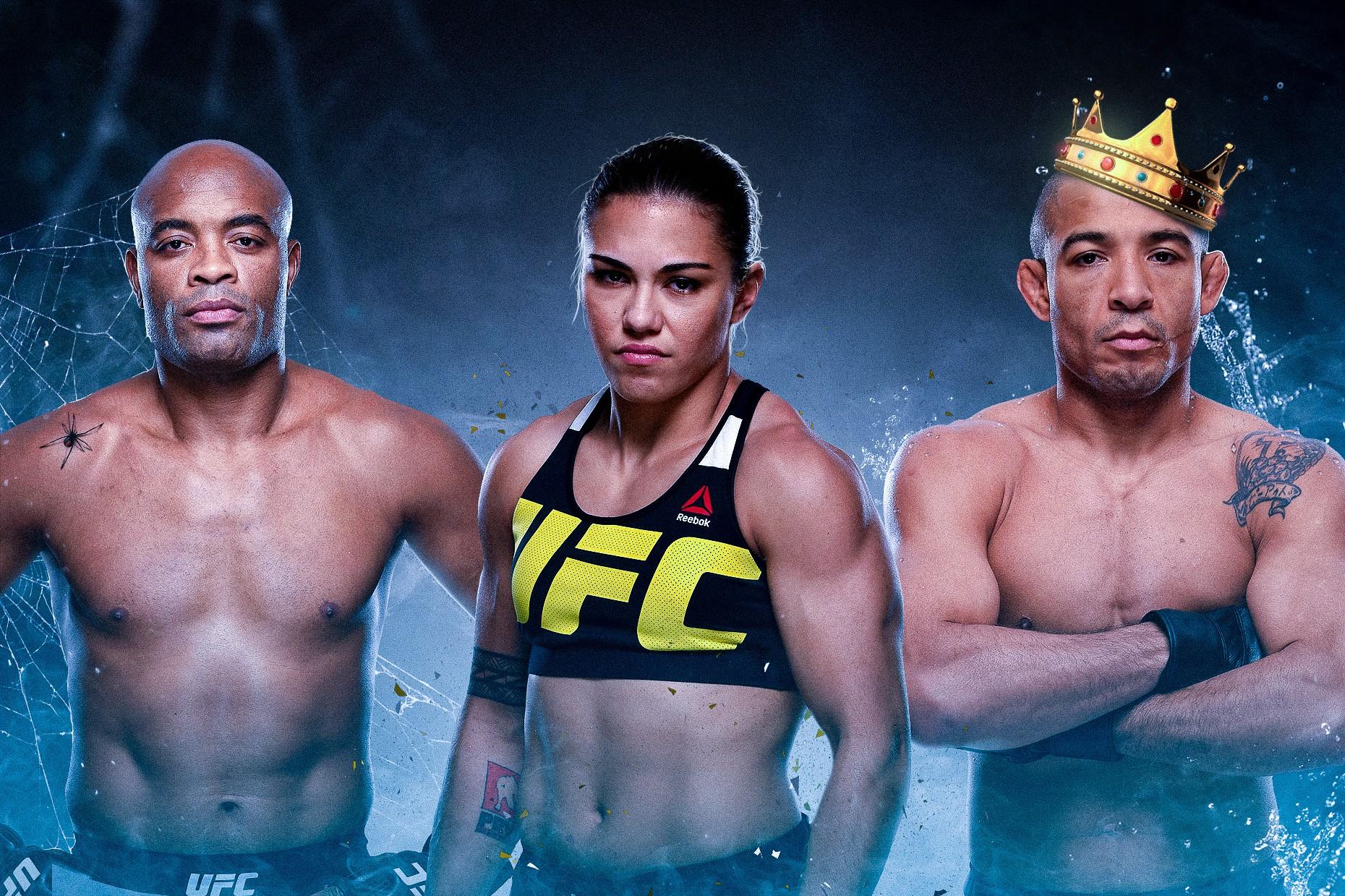 UFC (Foto: Arte: Matheus Henrique)