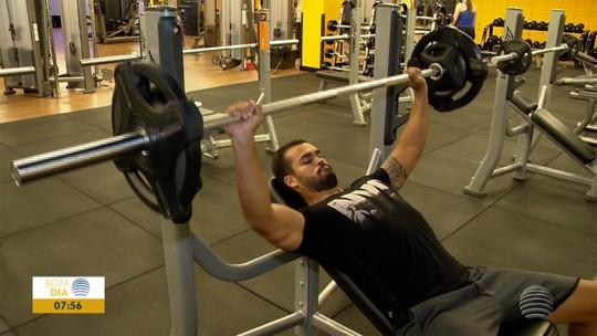 Estudante encara mudança drástica, fica fiel aos exercícios e emagrece 30 kg em 4 meses