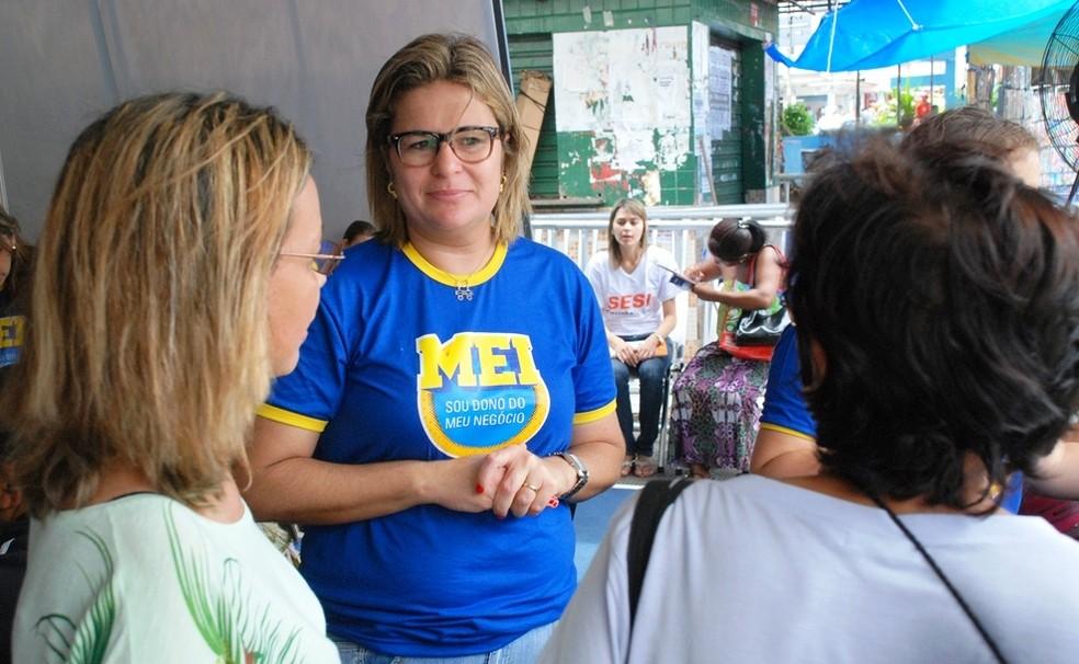Para Ruth Maia, coordenadora de MEI do Sebrae, a exclusão desses empreendedores não terá reflexos na arrecadação nem no atendimento do Sebrae a esse público (Foto: Marco Polo/SebraeRN/Divulgação)