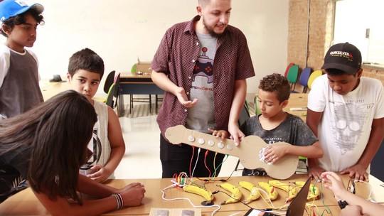 Foto: (Mariana Lima/Amitie Fotografia/Jovens Hackers/Divulgação)