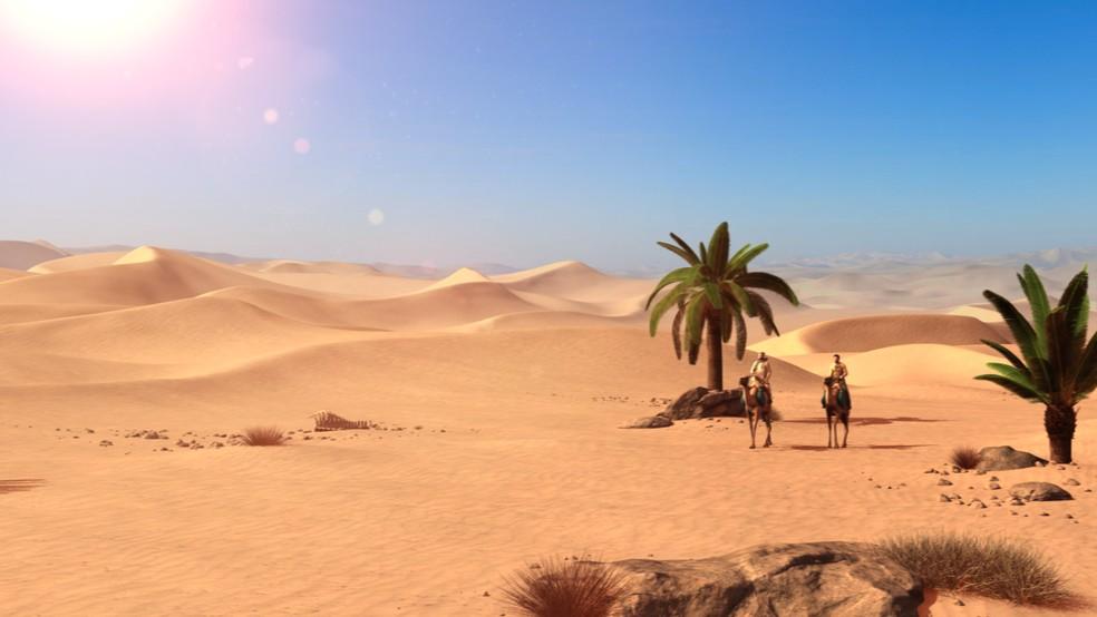 Lost Horizon 2 é um jogo em que soldado britânico Fenton Paddock deve salvar sua família às vésperas da Guerra Fria — Foto: Reprodução/Steam