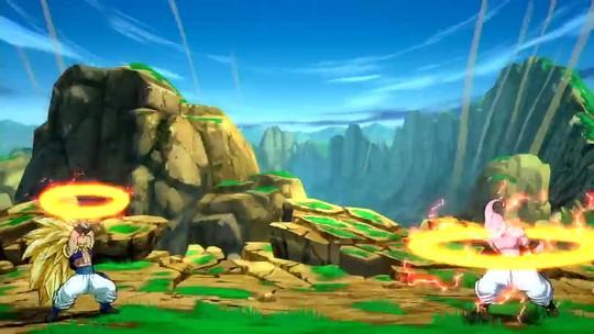 Veja os golpes de Gotenks no jogo de luta Dragon Ball FighterZ