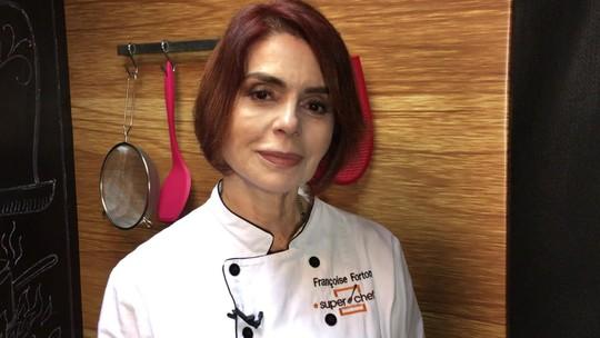 Rafael Cortez e Françoise Forton desabafam e pedem voto no 'Super Chef'