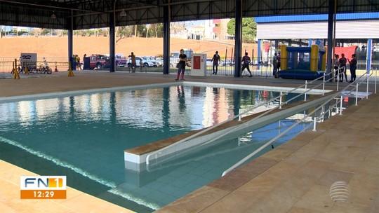 Após quase 8 anos do início das obras, piscinas do Centro Olímpico são entregues em Prudente