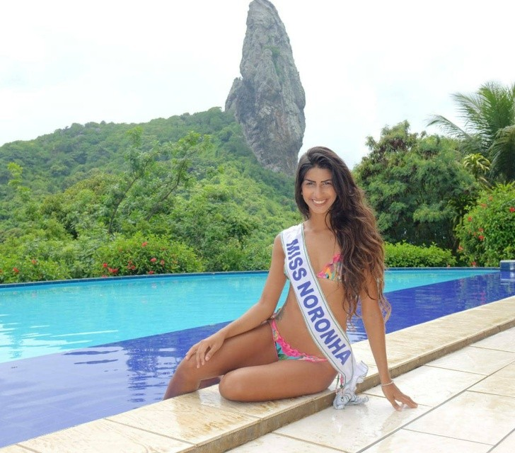 Palloma Oliveira participa do concurso Miss Pernambuco