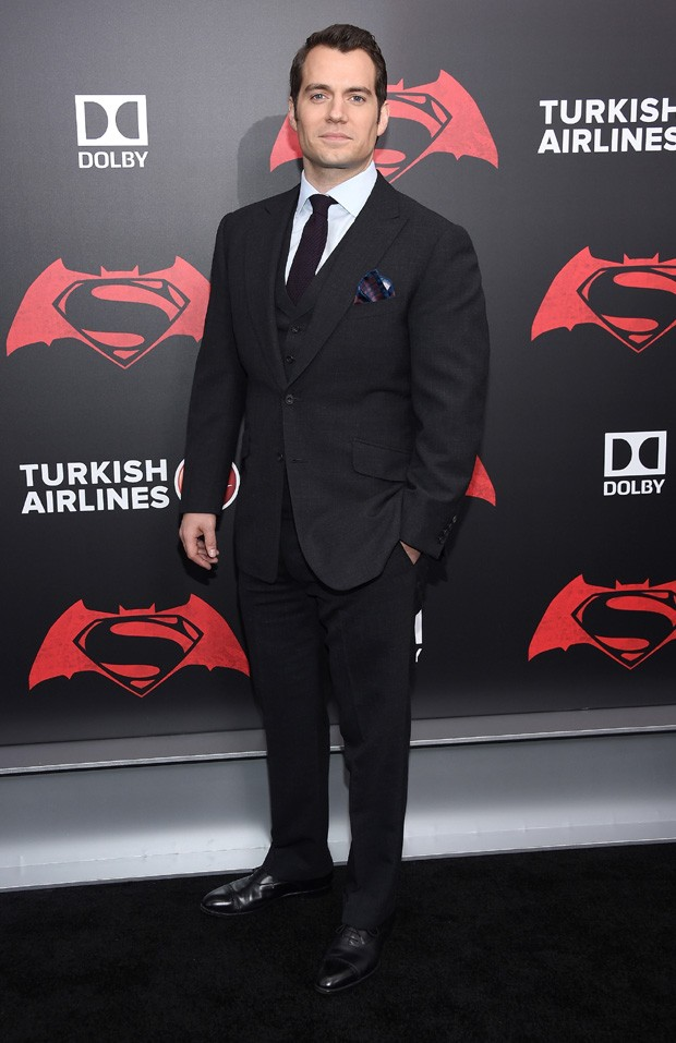 Henry Cavill (Foto: Dimitrios Kambouris/Getty Images)