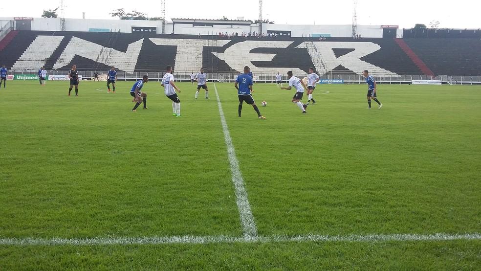 c0fd49f7531b8 ... Inter de Limeira x Ponte Preta sub-20 jogo-treino — Foto  Divulgação