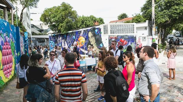 Roteiros oferecidos pela Bem São Paulo (Foto: Divulgação)