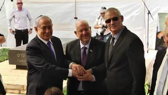 Presidente de Israel inicia consultas para designar primeiro-ministro