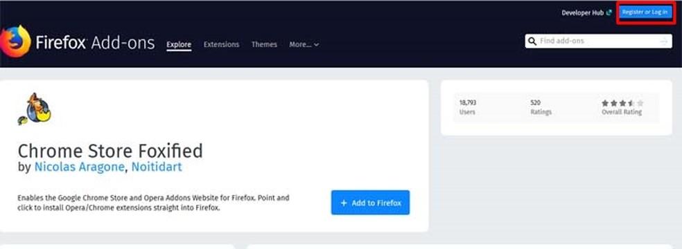 Como usar extensões do Chrome no Firefox | Navegadores | TechTudo