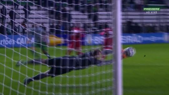 João Carlos faz três defesas difíceis e se destaca na derrota do CRB