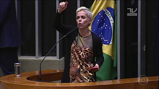 Posse de Cristiane Brasil como ministra é suspensa de novo