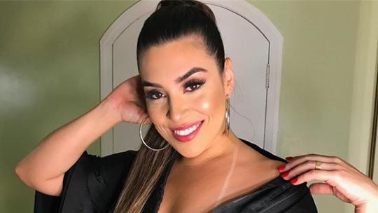 Naiara Azevedo brinca sobre estar na final do 'Show dos Famosos': 'Vocês não imaginam o prazer que é estar de volta'