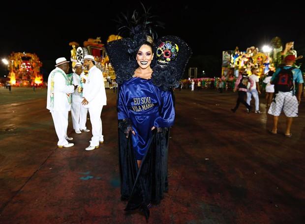 Dani Bolina (Foto: Eduardo Saraiva/Ed. Globo)
