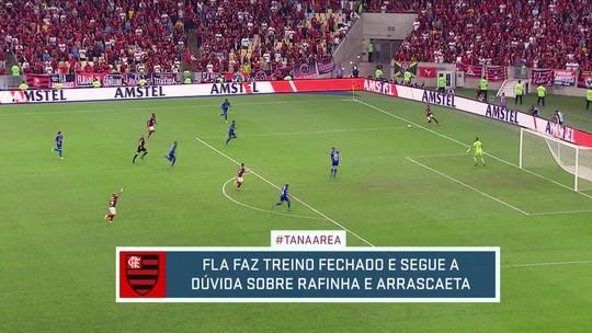 Chega o Natal mas não chega o Fla x Grêmio...