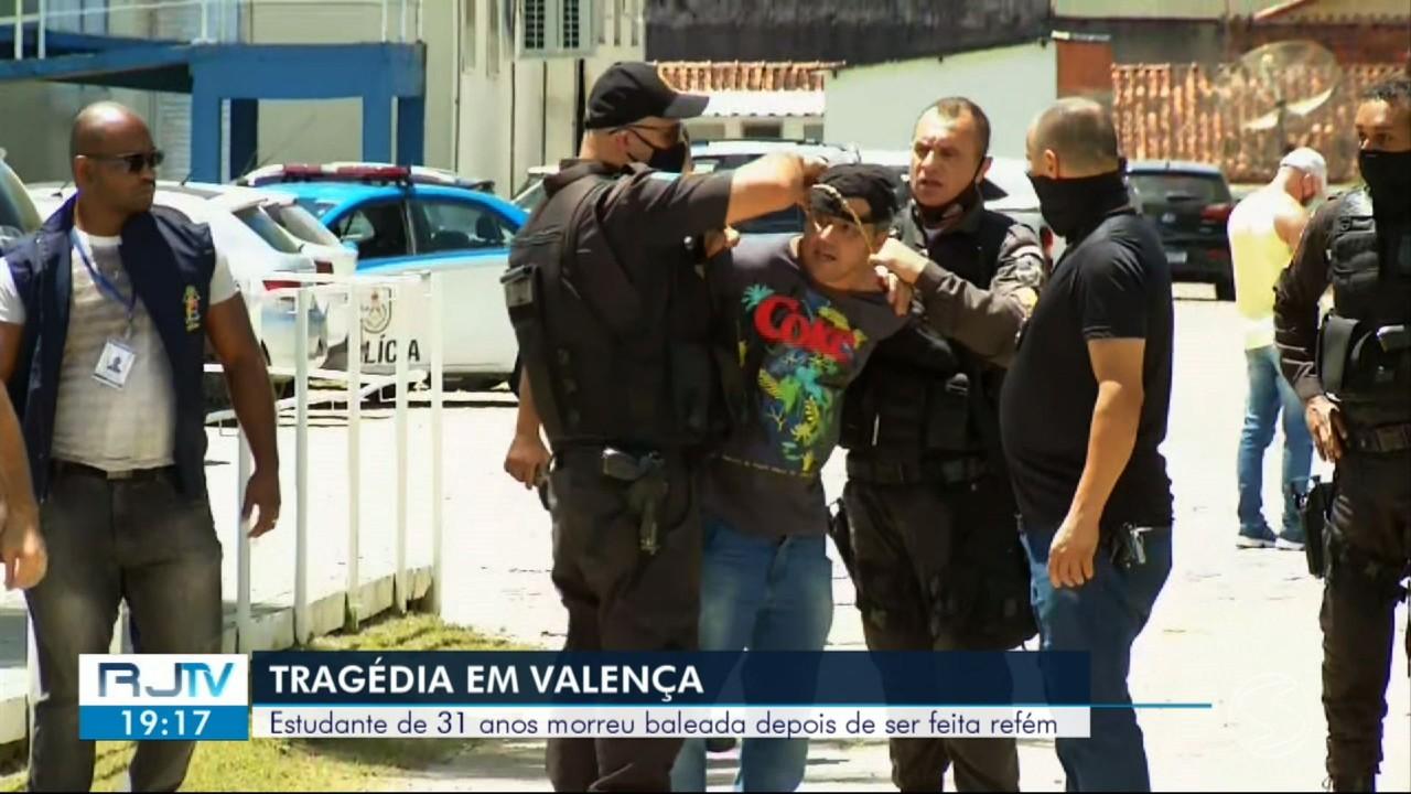 PM mata namorada com tiro durante sequestro em Valença, RJ