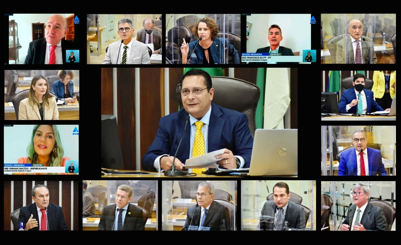 Deputados do RN aprovam Lei de Diretrizes Orçamentárias para 2022