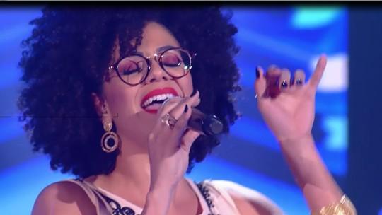 Confira como foi a estreia de Suelen Karine no 'The Voice Brasil'