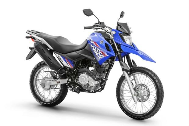 Yamaha Crosser 150Z (Foto: Divulgação)
