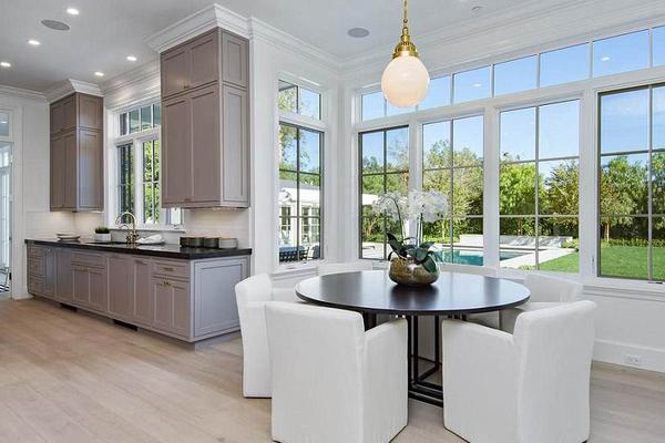 A mansão de US$ 20 milhões comprada pelo ator Ben Affleck (Foto: Divulgação)