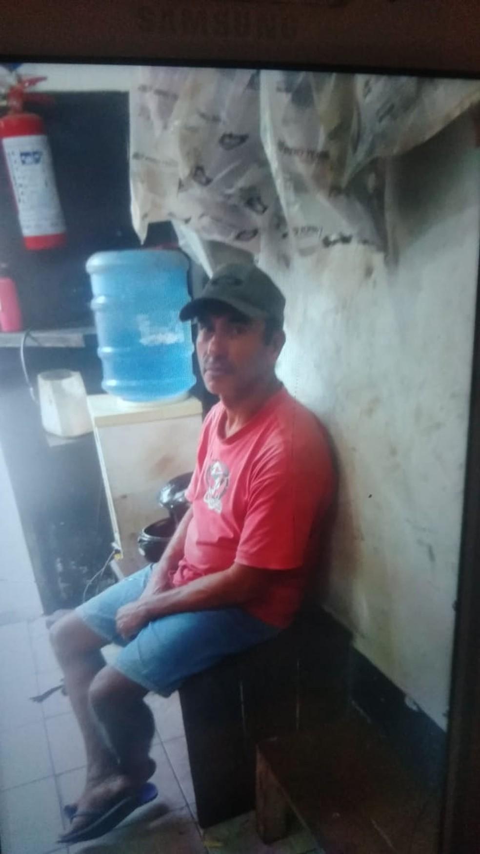 Eudes Antônio do Nascimento tinha 49 anos de idade e foi executado a tiros — Foto: Redes Sociais