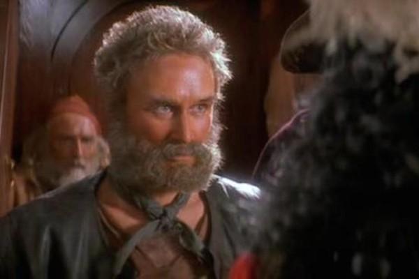 Glenn Close em Hook - A Volta do Capitão Gancho (1991) (Foto: Reprodução)