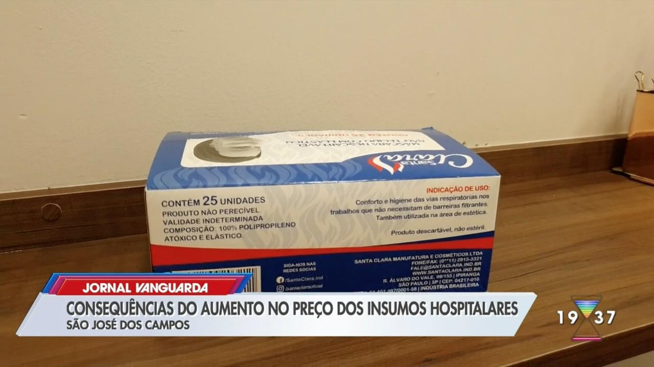 Alta nos preços de materiais hospitalares gera reflexos na economia da região