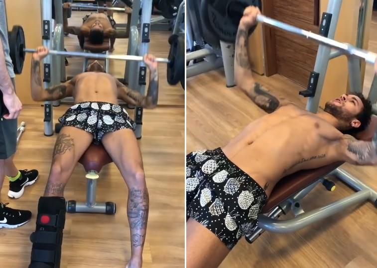 Neymar Jr. (Foto: Reprodução/Instagram)