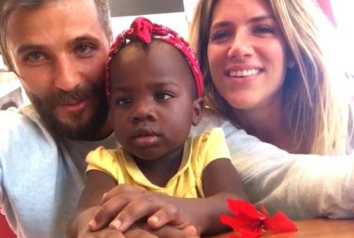 O ator Bruno Gagliasso vai comemorar o primeiro dia dos pais ao lado da filha Titi (Foto: Instagram / Bruno Gagliasso)
