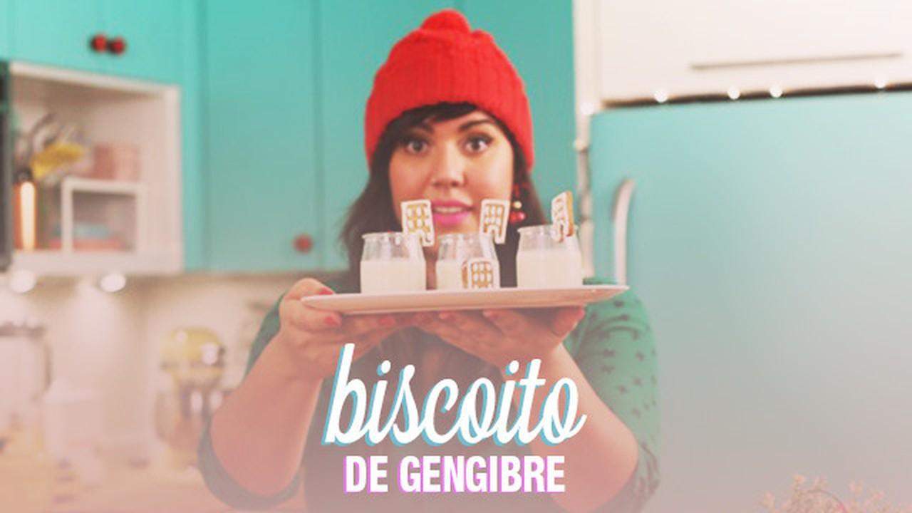 Biscoitos de gengibre - Dulce Delight