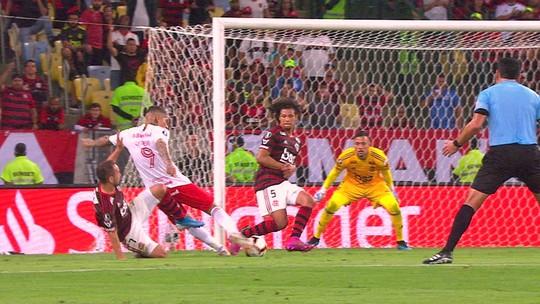 Invencibilidade e solidez defensiva: derrota para o Flamengo quebra marcas do Inter