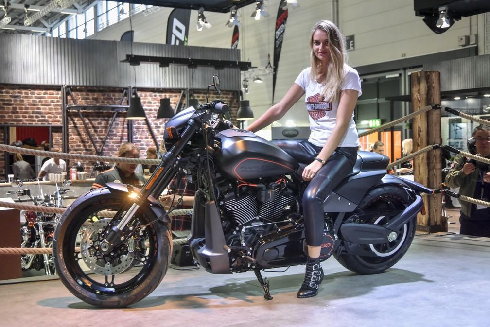 Harley-Davidson lança FXDR e inaugura nova fase - Lubes em