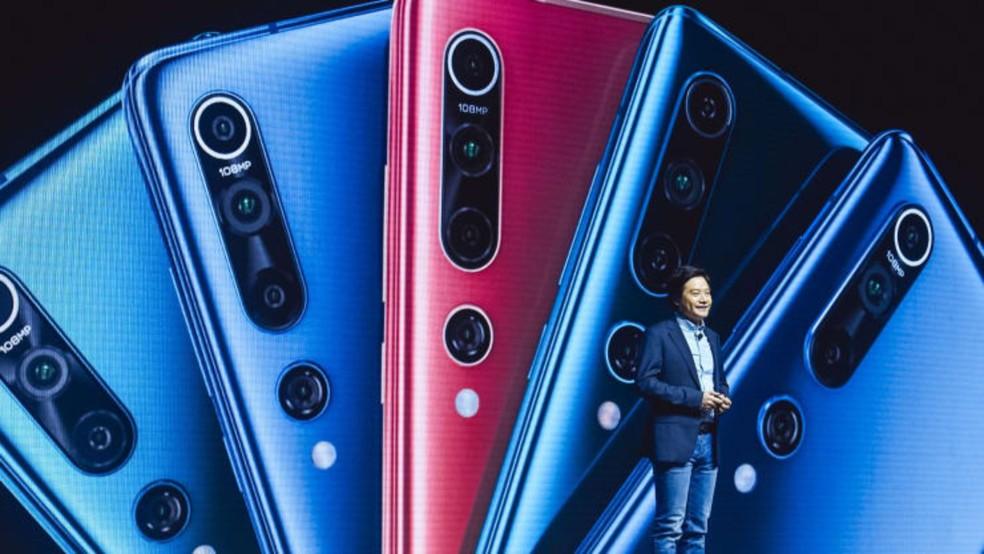 Xiaomi Mi 10 foi anunciado em transmissão pela internet — Foto: Divulgação/Xiaomi