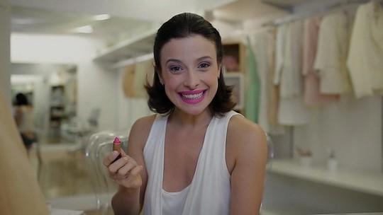 Maquiagem monocromática? Cíntia diz como fazer