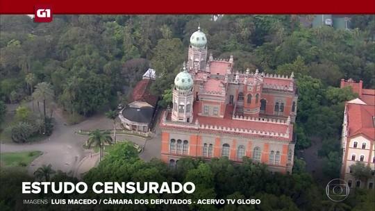 G1 em 1 Minuto: site do governo com levantamentos sobre uso de droga está fora do ar