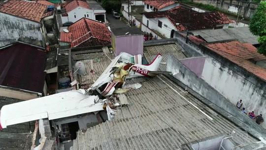 Piloto morre na queda de avião de pequeno porte em Belém