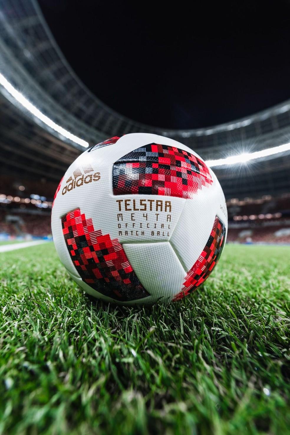 Telstar Mechta será usada a partir do dia 30 de junho (Foto: Divulgação)