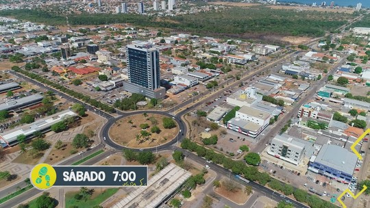 'Partiu Amazônia' chega em Palmas